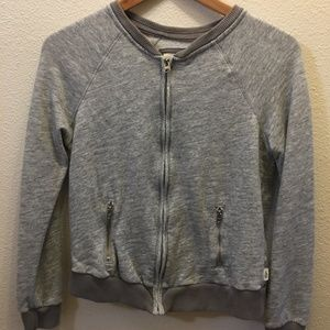 Abercrombie and Fitch Zip up Sweatshirt - Size M